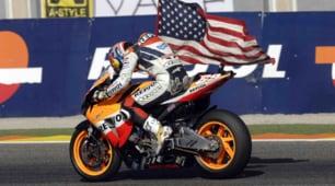 Nicky Hayden, una vita per le moto