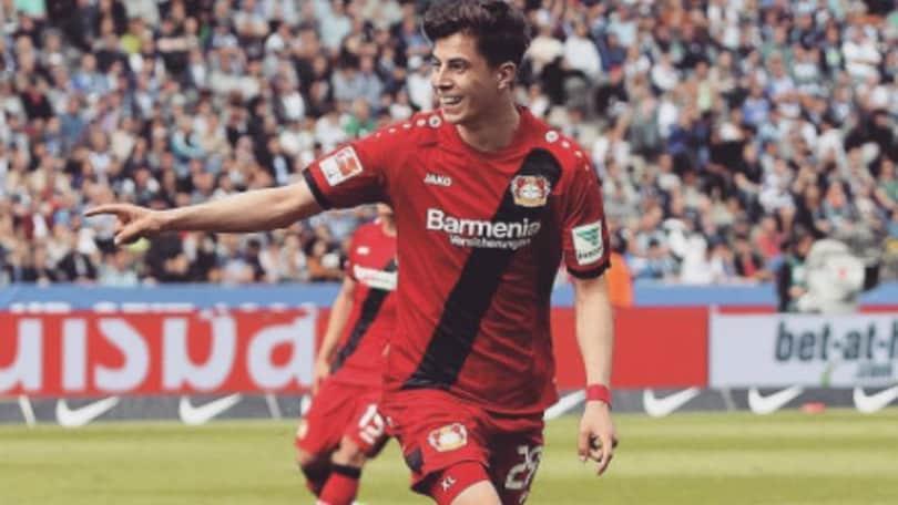 Allenamento calcio Bayer 04 Leverkusen nuove