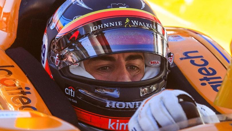Indy 500, i bookie dicono Alonso: la vittoria vale 7,50
