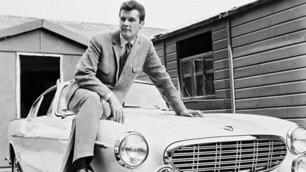 Roger Moore, un mito anche in auto
