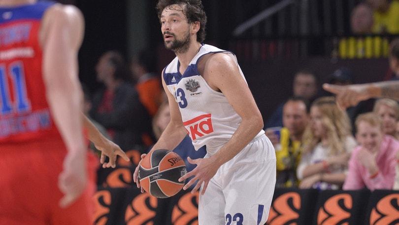 Liga spagnola, Sergio Llull nominato MVP della stagione