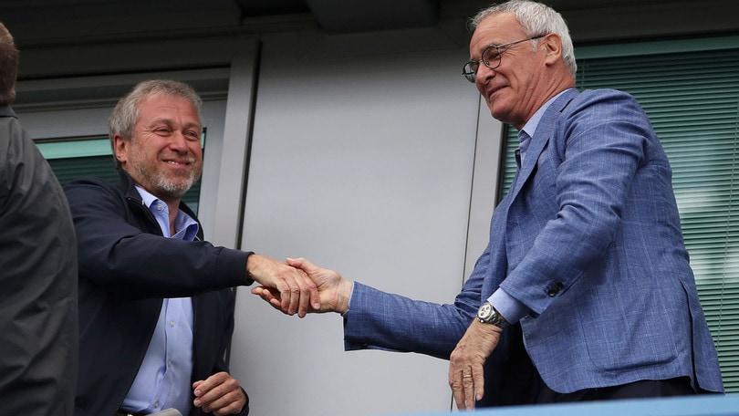 Roma, Ranieri: «Mai sentito Totti dire che lascia il calcio»