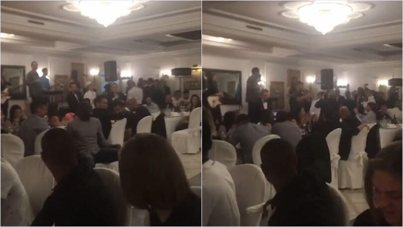 """Festa Napoli, Pavoletti canta la sua """"Despacito"""""""