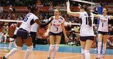 Volley: l'Italdonne in partenza per le qualificazioni Mondiali