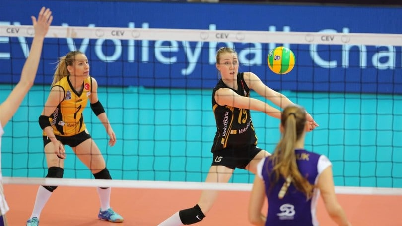 Volley: A1 Femminile, a Conegliano la star statunitense Kimberly Hill