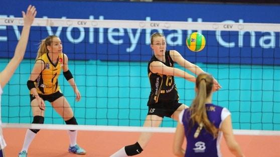 Volley: A1 Femminile, a Conegliano la star statunitense Kimberly Hill
