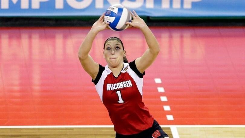 Volley: A1 Femminile, a Scandicci dagli States arriva Lauren Carlini
