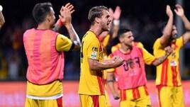 Chibsah lancia il Benevento, Perugia ko 1-0