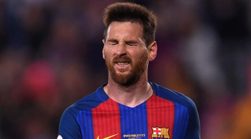 Barça, confermata condanna a Messi per evasione: 21 mesi, senza carcere
