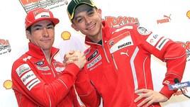 MotoGp, Rossi: «Ho un vuoto dentro per Hayden»