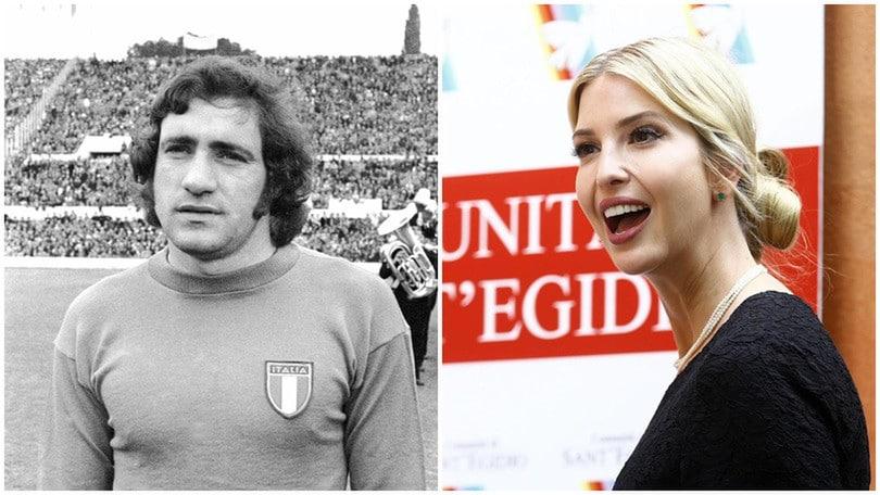 Ivanka Trump scambia Giorgio Chinaglia per un Santo