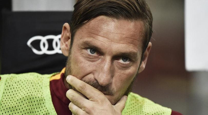 Totti-day, un posto da titolare a 2,60