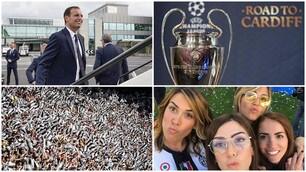 Juventus, il piano per Cardiff: le tappe verso il sogno