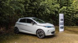 """Nuova Renault Zoe, il """"filo di Arianna"""" non serve"""