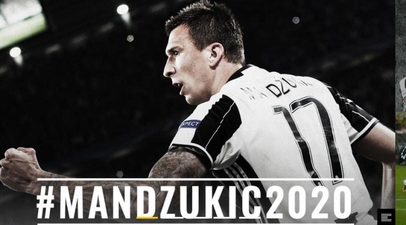 Juventus, dicci che non è vero! Clamorosa indiscrezione sul futuro di Mandzukic