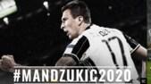 Juve, Mandzukic rinnova fino al 2020