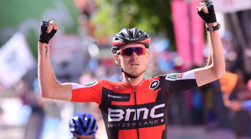Giro d'Italia, 18ª tappa: vince Van Garderen, maglia rosa invariata