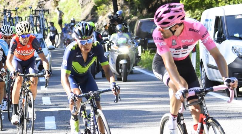 Caos Giro, Dumoulin contro tutti. Nibali: «Esiste il karma...»