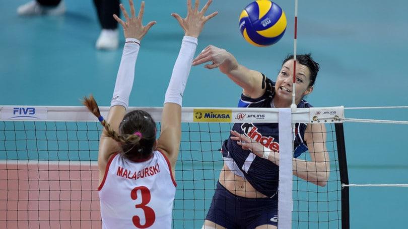 Volley: A1 Femminile, Serena Ortolani rinforzo di lusso per Monza