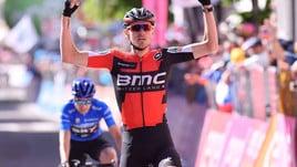 Giro d'Italia, Van Garderen trionfa a Ortisei