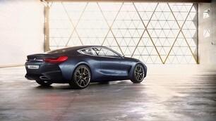 BMW Serie 8 Concept, le foto