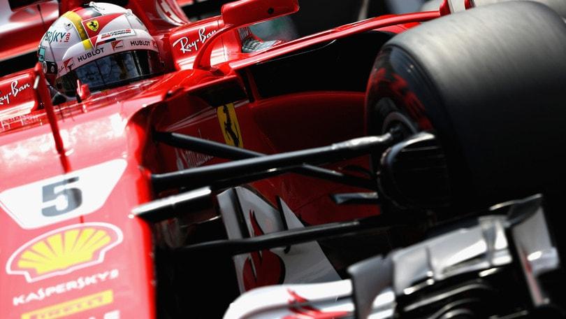F1, Gp Monaco: la pole a Vettel si gioca a 1,65