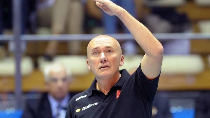 Volley: A1 Femminile, Novara ha presentato Massimo Barbolini