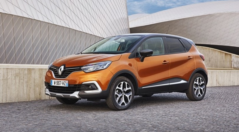 Renault Captur: come prima, meglio di prima