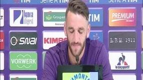 """Gonzalo Rodriguez in lacrime: """"Addio Firenze"""""""