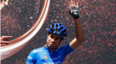 Giro d'Italia, a Piancavallo vince Landa. Quintana nuova maglia rosa