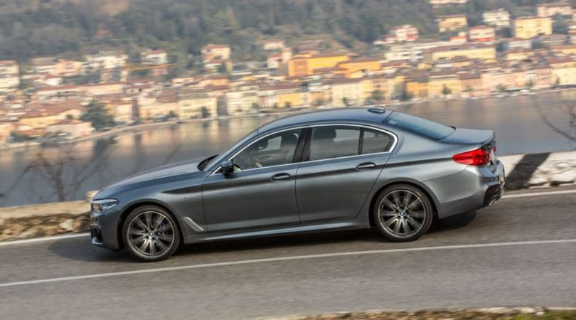 BMW 530d xDrive MSport, la prova su strada