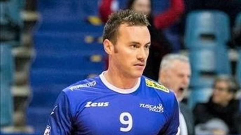 Volley: A2 Maschile, Riccardo Pinelli nuovo regista di Aversa