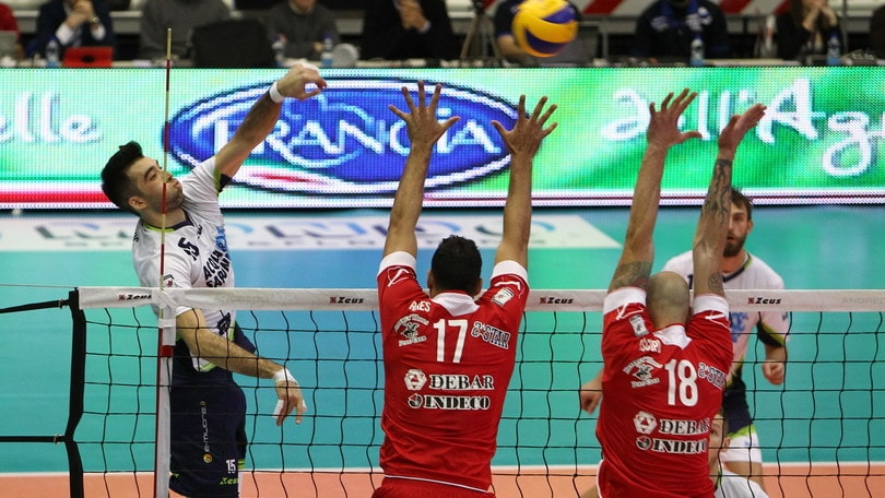 Volley: Superlega, Starovic torna a giocare a Latina
