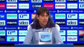 "Inzaghi: ""Quarto posto e poi rinnovo"""