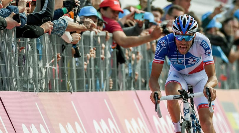 Giro d'Italia, acuto di Pinot ma Quintana resta in rosa
