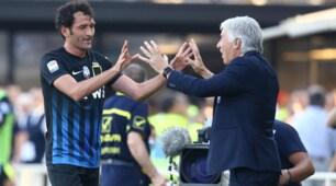 Serie A, Atalanta-Chievo 1-0: il ritiro di Raimondi e Migliaccio, la festa per l'Europa
