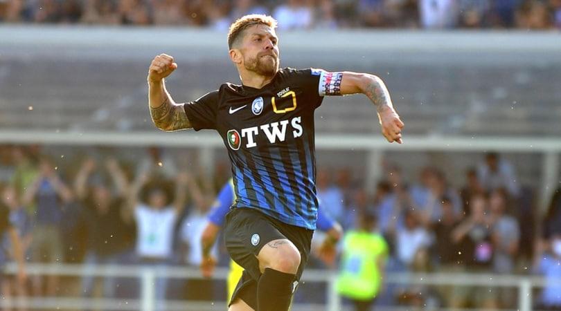 Serie A: Atalanta-Chievo 1-0, festa per l'Europa