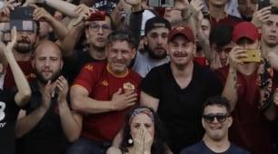 Totti, addio alla Roma: quanti tifosi in lacrime all'Olimpico