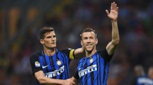 Serie A: Inter-Udinese 5-2, goleada a San Siro