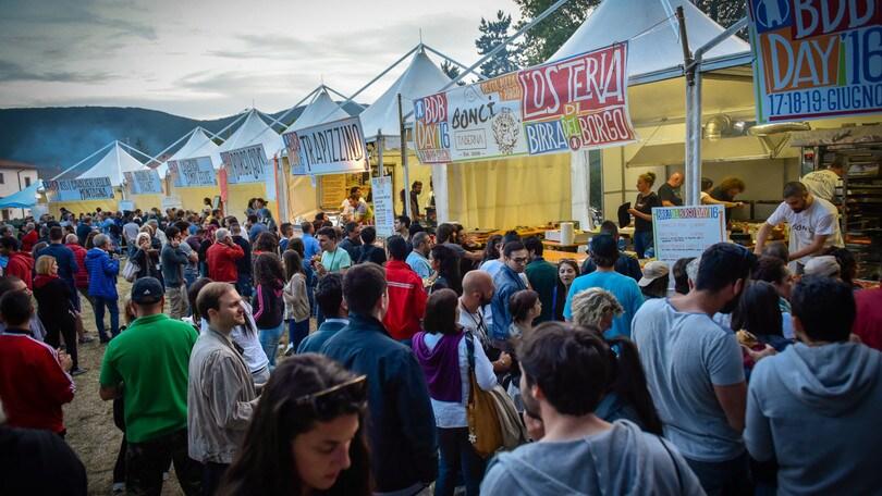 Birra del Borgo Day: a Borgorose un inno alla bionda (e non solo)