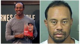 Golf: arrestato Tiger Woods per guida in stato di ebbrezza