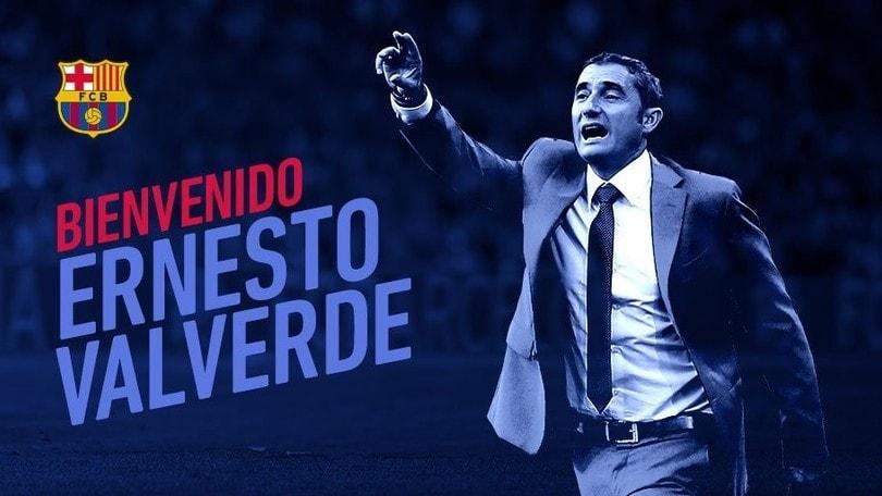 UFFICIALE: Ernesto Valverde è il nuovo allenatore del Barcellona