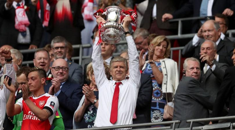 Arsenal: rinnovo biennale del contratto per Arsene Wenger