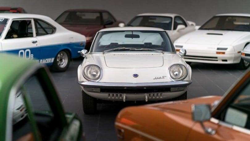 Mazda celebra i 50 anni del motore rotativo