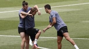 """Bale-Ronaldo, i """"bulletti"""" del Real se la prendono con Modric"""