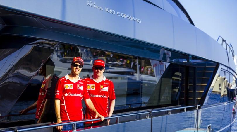 Formula Riva con Scuderia Ferrari al Campionato del Mondo 2017 di Formula Uno