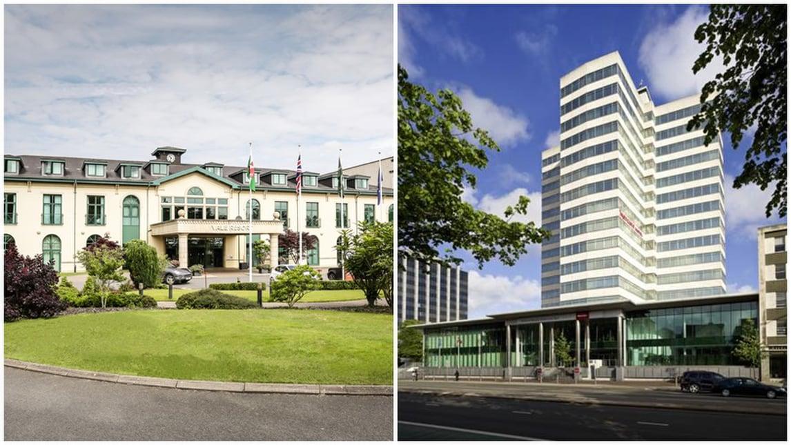 Cardiff real in un hotel da 80 euro a notte lusso for Appartamenti barcellona 20 euro a notte