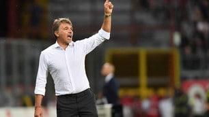 Serie B, Perugia-Benevento 1-1: Baroni vola in finale
