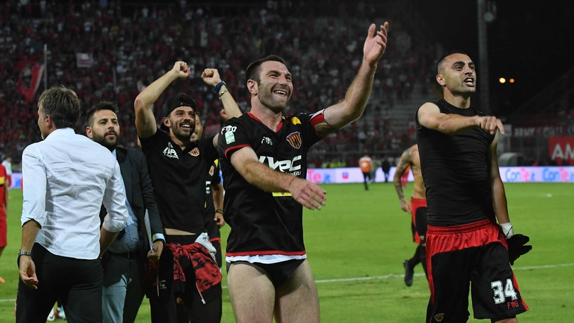 Serie B, finale play off: Benevento promosso a 1,70