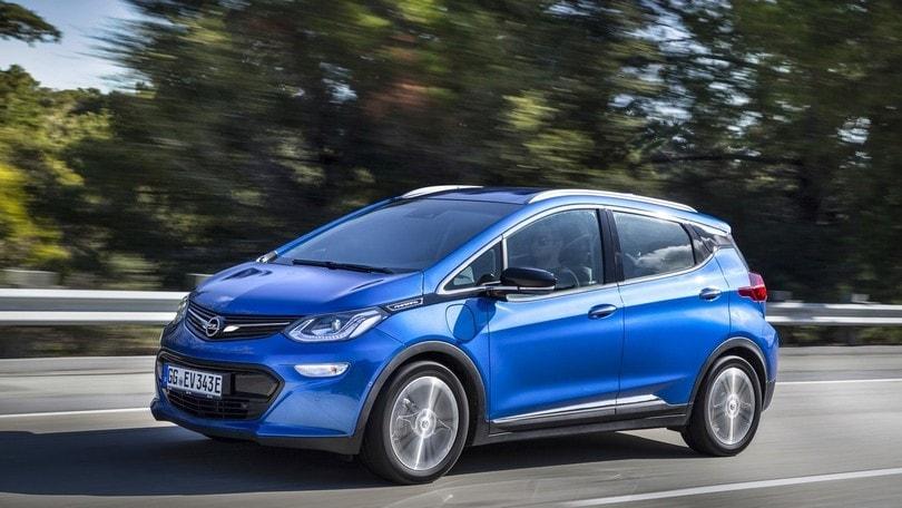 Neumann, Ceo Opel «Il futuro è elettrico»